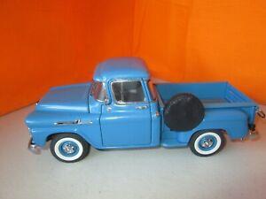 Danbury Mint 1958 Chevrolet Apache Pickup Truck 1:24 Diecast NEAR MINT