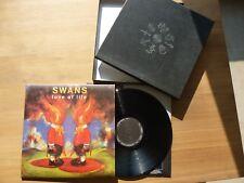 Swans – Love Of Life, UK 1992, LP Box, ois, Vinyl: m-
