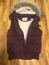 Hudson And Rose Ladies Body Warmer Size 10