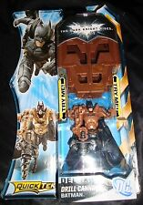 New DC Comics Batman The Dark Knight Rises Deluxe Drill Cannon by Mattel