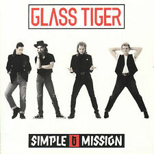 GLASS TIGER: SIMPLE MISSION [MY TOWN,STAND OR FALL,BLINDED++] FREE SHIP
