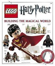 Nouveau LEGO Harry Potter Building the Magical World cartonnée NO FIGURE