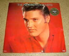 PHILIPPINES:ELVIS PRESLEY - The Number One Hits LP Commemorative Issue!! $237