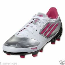 ADIDAS F30 ADIZERO TRX FG Metallic Silver Soccer Cleats Shoes Sz 8  NWT $95