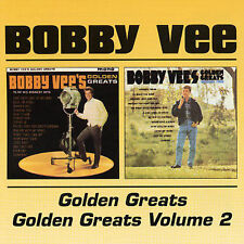 Golden Greats/Golden Greats, Vol. 2 by Bobby Vee (CD, Jul-2003, Beat Goes On)