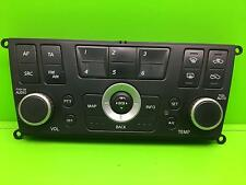 NISSAN ALMERA TINO Heater Audio controls Dash panel 00 01 02 03 04 05 06