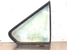 86-89 Integra 5Dr Sedan Right Rear Door Quarter Vent Glass Triangle Window OEM
