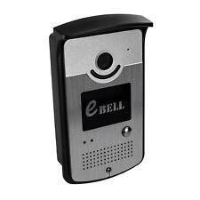 ATZ DB003P drahtlose Tür WiFi IR Kamera Video Türsprechanlage Türöffner aus DE