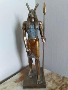Egyptian God Set statue sculpture