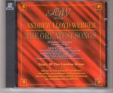 (HK73) Andrew Lloyd Webber, The Greatest Songs - 1995 double CD