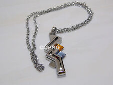 Final Fantasy Xiii 13 Collana Pendant Lightning Cosplay Ciondolo Necklace