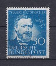 Gestempelte Briefmarken aus der BRD (ab 1948) mit Post- & Kommunikations-Motiv