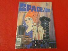 Vintage Science Fiction Cartoon Magazine Space: 1999 Aug. 1976 T