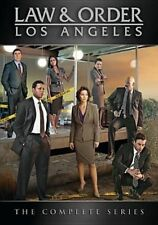 Law & Order Los Angeles The Complete Series Collection Season 1 DVD La and