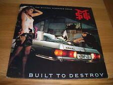 Michael Schenker group-Built to destroy.lp