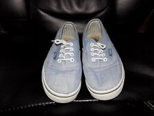 Vans Blue Color Casual Shoes Size 1.5  Girl's FREE USA SHIPPING