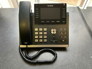 Yealink SIP-T46G IP Phone Gigabit POE