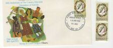 1972 Australia - Women'S Association Fdc And U/M Stamps From Collection 6/44