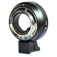 Auto Focus Lens Mount Adapter EF-M4/3 For Canon EOS EF/EF-S to Panasonic Camera