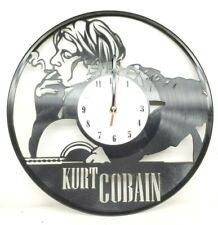Kurt Cobain Clock Decor Wall Art Christmas Gifts