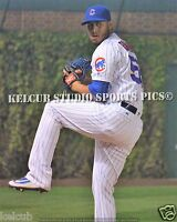 Hector Rondon Chicago Cubs World Series Champs Original Pic 8x10 Wrigley
