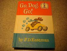 DR. SEUSS  Go, Dog, Go!, Beginner Books, 1982
