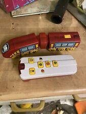 brio remote control train