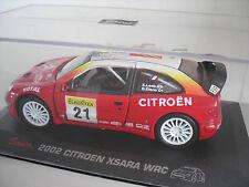 SAICO 2002 CITROEN XSARA WRC.