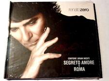 RENATO ZERO  -  SEGRETO AMORE  -  CD  NUOVO E SIGILLATO