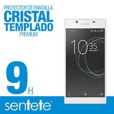 Sentete® Sony Xperia L1 Protector de Pantalla de Cristal Templado PREMIUM