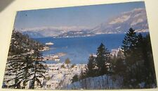 Canada Unusual Snow Horseshoe Bay N-61 Natural Color - posted 1970
