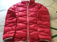 Girl's light down coat