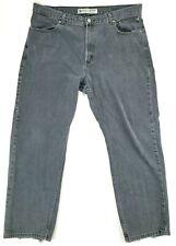 Harley Davidson Genuine Motor Clothes Jeans Men's Size 42x32 Actual 42x31 Black