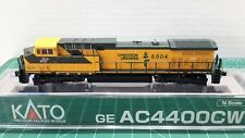 N Scale KATO AC4400CW 'C&NW' Operation Lifesaver DCC Ready Item #176-7035