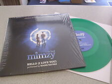 """Roger Waters - Hello (I Love You) - 10"""" GREEN Vinyl ///// OST - THE LAST MIMZY"""