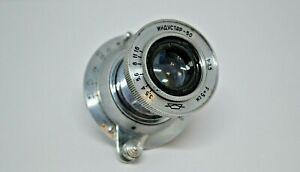 EXC! KMZ Industar-50 3.5/50 mm Collapsible M39 (Elmar Copy) Zorki Leica LTM