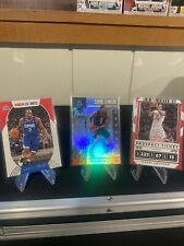 Kawhi Leonard 3 Card Lot. 21 NBA Hoops, 19-20 Illusions, 19-20 Contenders