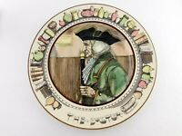 Royal Doulton The Doctor Collector Plate The Professionals Series D-6281 10.5 In