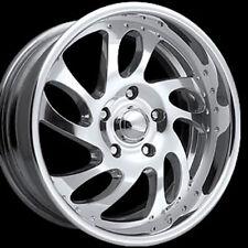 "18x8"" American Eagle 217 Series Polished Aluminum Wheel 5-135mm BC"