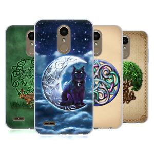 OFFICIAL BRIGID ASHWOOD CELTIC WISDOM 2 GEL CASE FOR LG PHONES 2
