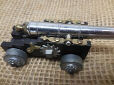 Miniature GT Military Canon Gun Cast Iron Metal Made in Italy With Box
