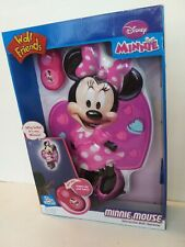 Minnie Mouse Interactive Wall Character  Disney Wall Art Lights Up and Talks