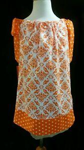 Little Princess by Meloney's Design handmade pillow case dress size 4
