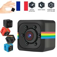 Mini Caméra Espion HD 960P Vision Nocturne DV Cam Spy Caméscope 140°
