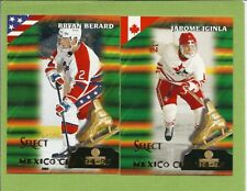 1994-95 SCORE SELECT HOCKEY 20 CARD MEXICO  CUP LOT # 149 TO 168