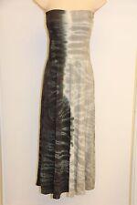 New Lucky Swimsuit Bikini Cover Up Long  Maxi Dress Size M L BSM Strapless