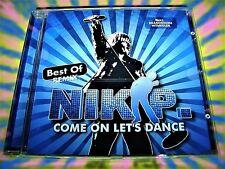NIK P. - COME ON LET'S DANCE  BEST OF REMIX EIN STERN GLORIA EINMAL HAST DU LUST