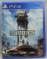 PlayStation 4- Star Wars: Battlefront- New In Sealed Package