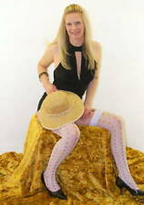 Medias y calcetines de mujer de encaje talla M