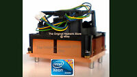 Intel E33832 Heatsink + CPU Fan for Xeon 5XXX Processor Socket J LGA771- New